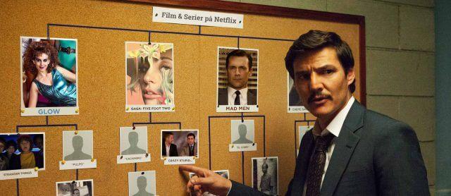 Bästa Serien och Filmen på Netflix