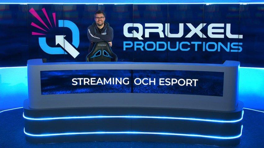 Ny esport- och TV-studio vid Hötorget i Stockholm