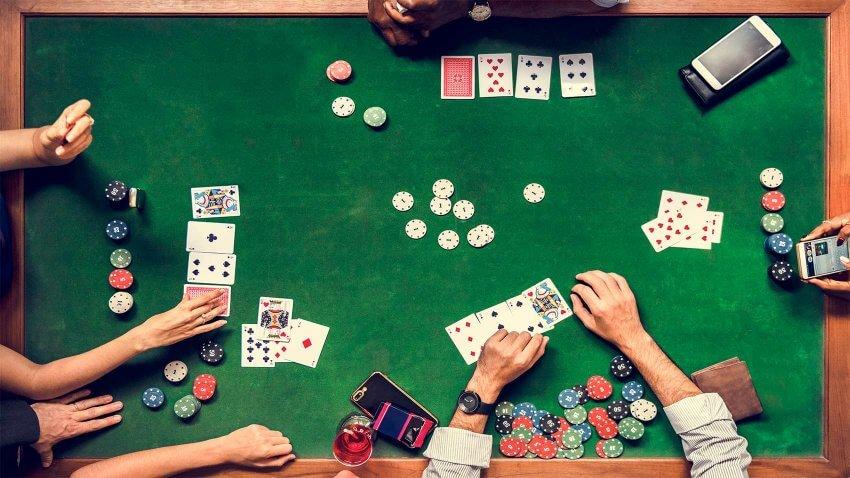 Fem sevärda kortspelsfilmer